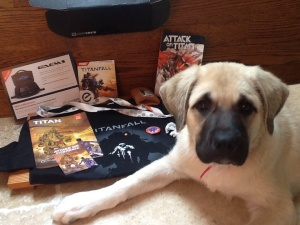 LOOT CRATE MARCH 2014